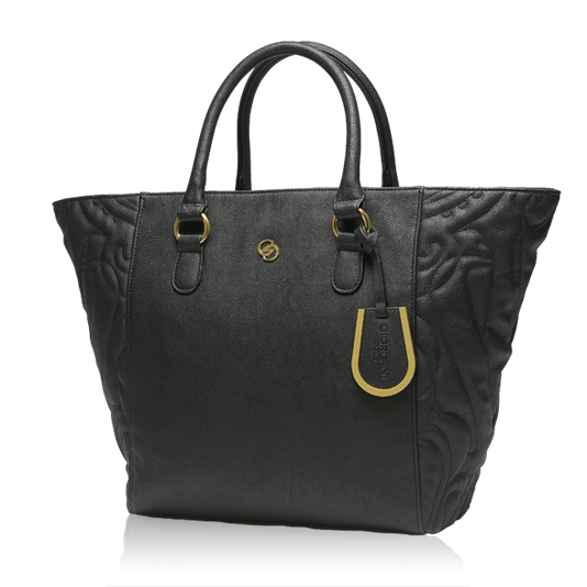 oriflame elegant business tote bag black