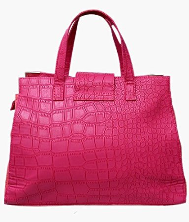 oriflame pink glamour fashion bag rear