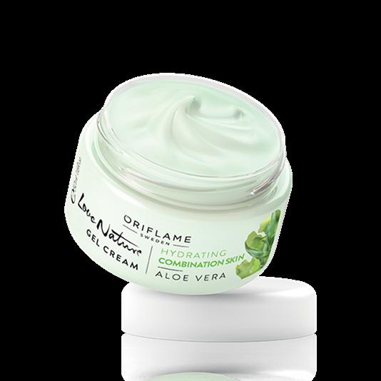 Love Nature Gel Cream Aloe Vera