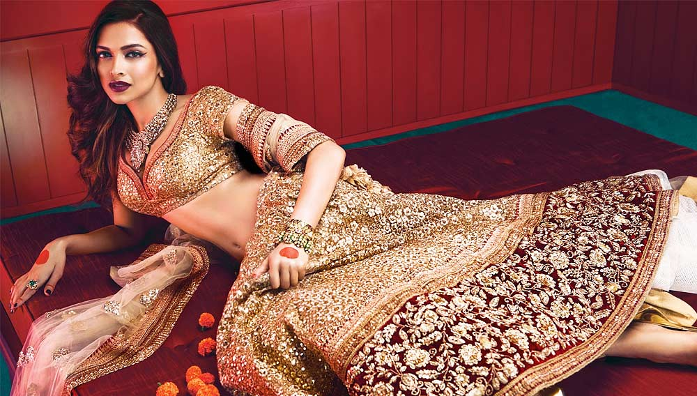 Look Slim in Indian Dress