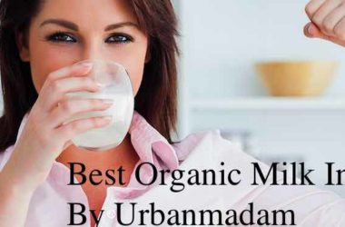 best organic milk in india
